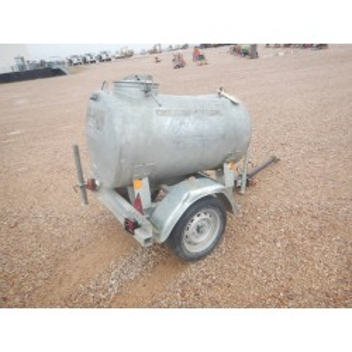 Remorque Citerne HUBIERE TR751 560 litres