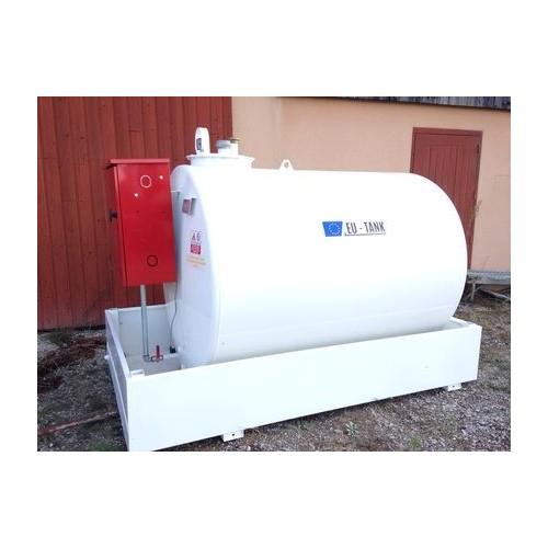 Citerne stockage et distribution fuel neuve 3000 litres