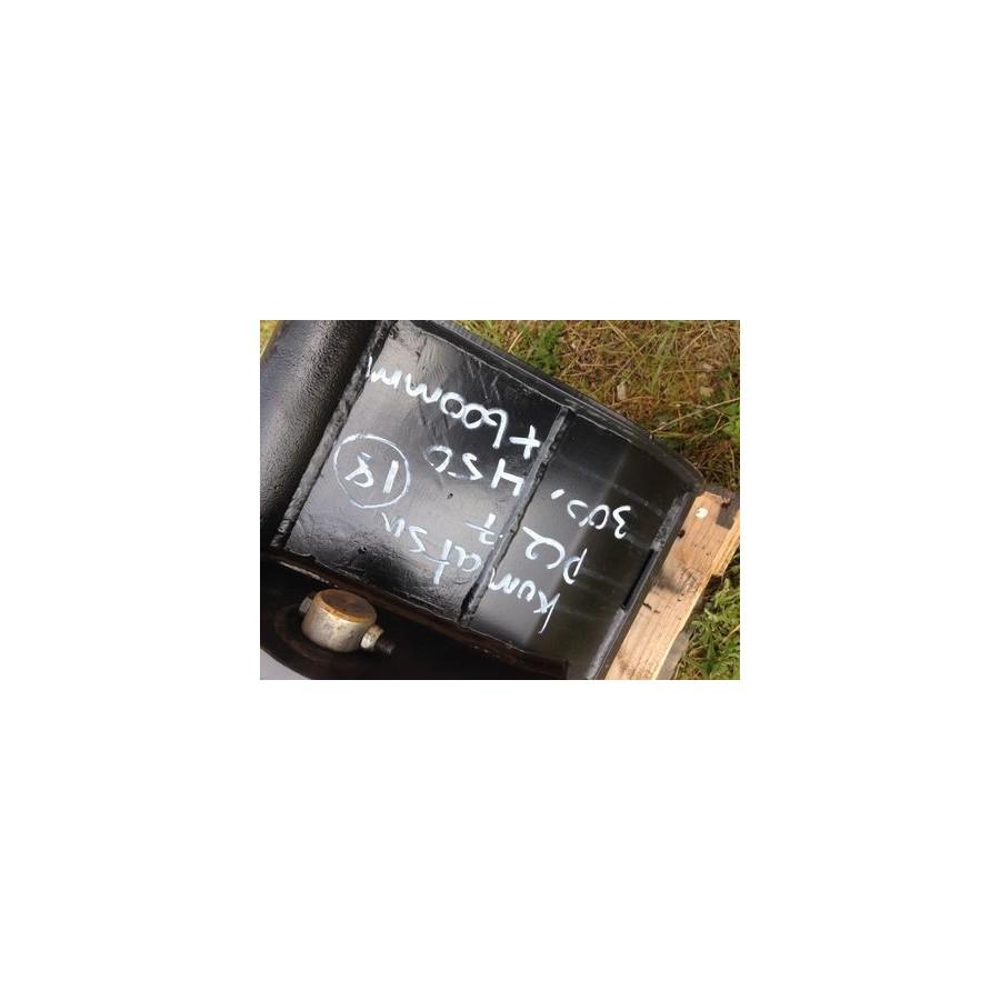 Godet terrassement neuf axes 35 mm 300, 450 et 600mm