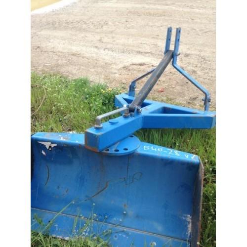 Lame de nivellement 100cm - tracteur 15-25CV