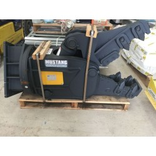 Concasseur rotatif hydraulique MUSTANG RK05
