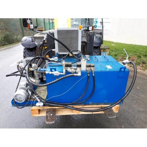 Pompe hydraulique - Centrale de lubrification
