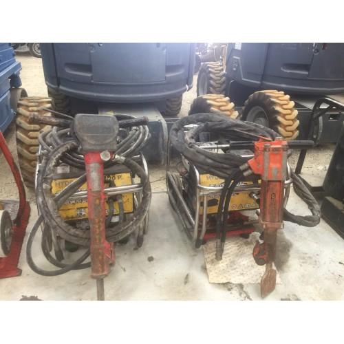 Groupe hydraulique ATLAS COPCO LP9-20P