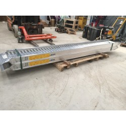 RAMPES 4400kg 3500mm neuves