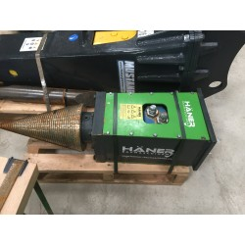Fendeuse à bois HAENER HKS180