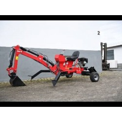 MINI PELLE SPIDER AUTONOME QUAD Briggs&Stratton