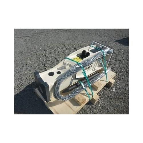 BRH Brise roche Haener HX500 - Pelles de 2 à 4 t